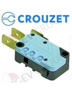 microinterruptor con varilla 250V 16A 1CO empalme conector Fasto