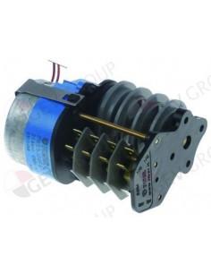 temporizador tiempo de funcionamiento 216s motores 1 cámaras 4 tipo de motor M51BJ0R00CL  FIBER, Sammic