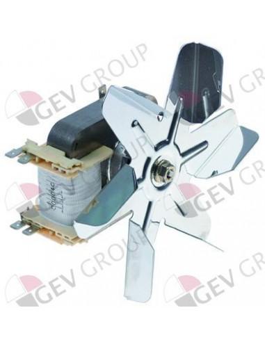ventilador de aire caliente 230 V 32 W 0,27 A sujeción 2 orificios 1800 rev/min Rieber