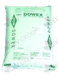 resina de intercambio iónico tipo Dowex HCR-S/S 25l 20,5kg Electrolux