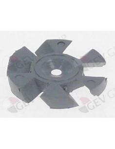 difusor rotacional H 3,5mm ø 25mm LineaBlanca Interior 3mm A0401178