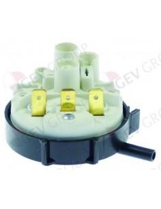 presostato margen de presión 28/13mbar empalme 6mm ø 58mm conexión de presión horizontal Fagor