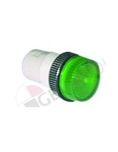 casquillo para lámpara de señalización ø13mm verde UE 1 pzs Electrolux, Emmepi, Offcar, Zanussi