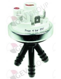 presostato margen de presión 350/150mbar empalme 8mm empalme de presión 8mm Rational