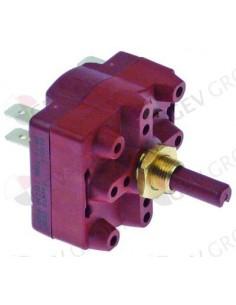 onmutador giratorio 4 0-1-2 juegos de contactos 2 tipo 4RH Gottak Braher