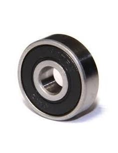 rodamiento de bolas radial árbol ø 7mm ø ext. 22mm An 7mm tipo DIN 627-2RS con arandelas de junta