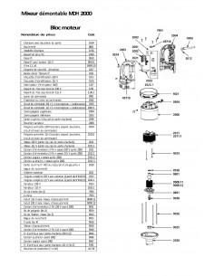 Arbol de transmisión Dynamic MDH460 MDH2000 MF90 MF 2000