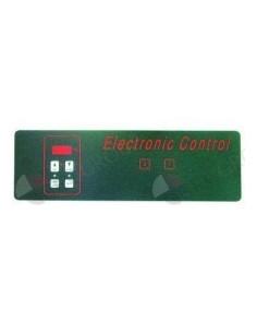 membrana de teclado freidora F94/F98 Mareno
