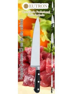 Cuchillo cocinero Hoja de 23cm