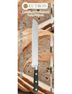 Cuchillo pan con sierra de 23 cm