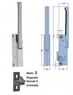 Cierre Vertical Nariz Epoxy Pequeña Sin llave