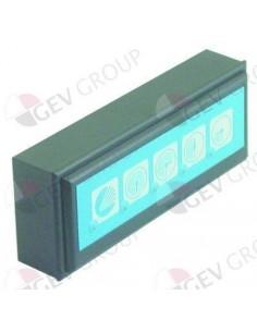 Unidad Teclado Gicar Mach Clajosa SM-LP80 50001760