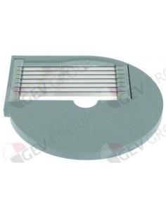 disco para asta tipo DISCOB8 ø 205mm espesor de corte 8mm plástico/metal Fimar