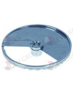 disco de corte tipo DF14 ø 205mm soporte ø 19mm espesor de corte 14mm aluminio Cookmax, Sirman