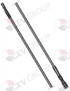 Cable de encendido longitud del cable 900mm empalme ø2,4mm/ø2,4m