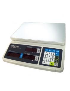 Balanza mostrador plana CAS PRP-15