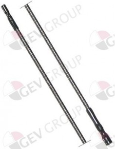 cable de encendido longitud del cable 400mm empalme ø2,4mm/ø4mm