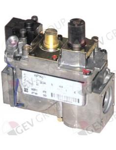 """válvula de gas serie 820 230V 50Hz entrada gas ½"""" salida gas ½"""""""