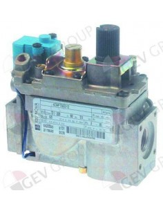 válvula de gas NOVASIT 220V Electrolux, SIT, Zanussi