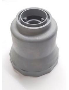 Soporte de brazo de lavado pos. de montaje abajo Elframo Kromel 00211014