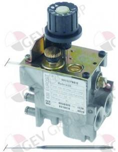 termostato de gas tipo serie 630 Eurosit T máx 320°C 80-320°C en