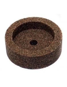 Piedra de Afilar grano Grueso 45x15x6mm Taza Rheninhaus