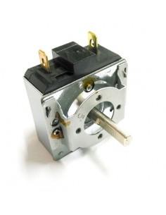 temporizador M11 con campana 1polos  tiempo 5 min DKJ Eje 18x 6mm parte plana Izquierda HLP-20