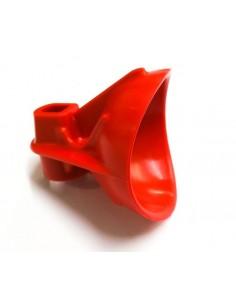 Copa Roja Zummo Copa de 90mm 0505006