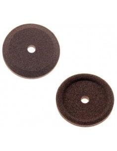 Piedra de afilar Braher Eje 6mm Grano Grueso Iffaco 48x8x6mm