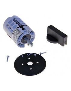Conmutador giratorio 3 1-0-2 LW28-20 12A 600V HD124R922