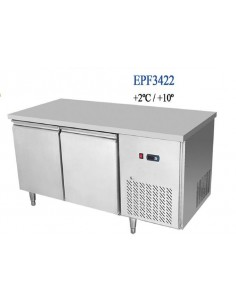 Mesa Refrigerada Gastronorm Inoxidable  EPF3422