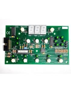 Placa Electronica Teclado Envasadora vacío Orved G4 COD. 061299