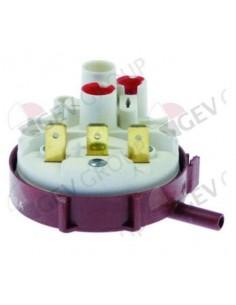 presostato margen de presión 205/40mbar empalme 6mm ø 58mm conexión de presión horizontal Fagor 12023855 Z273006000