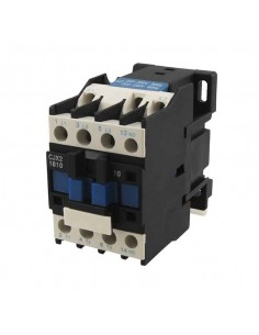contactor de potencia aliment. 110V AC1 32A contactos principales 3NO tipo CJX2-1810
