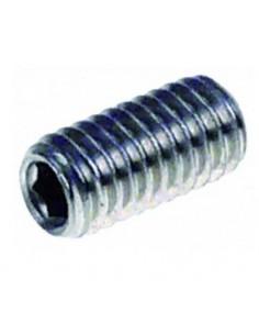 Tornillo prisionero rosca M3x0,5  L 4mm