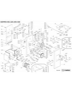 Widia D.5 ST-STL 1613 Medoc 32256