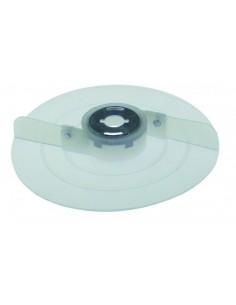 disco expulsor alto H 30mm ø 200mm soporte ø 20mm HLC300