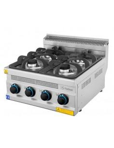 Cocina Gas 4 Fuegos Serie 630 Turhan Celik