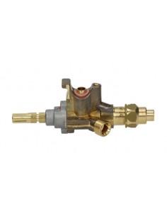 grifo de gas SABAF tipo 10 entrada gas brida de tubo ø16mm OZTI 5SB2.61564.78