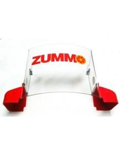 Carátula completa Roja Z08 Zummo 2/10