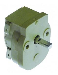 temporizador M11 con campana 2 polos tiempo de funcionamiento 15min DKJ-Y 15´ 2NO a 250 V 16A