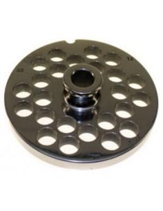 Placa Picadora de 32 Agujero 10mm con pivote