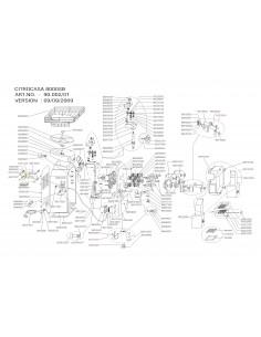 Cuña Extractora Derecha Exprimidor Citrocasa 800163102