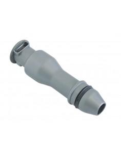 tubo de rebose L 195mm ø 43mm 511839 Elframo Komel 00012718