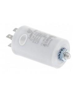 condensador de servicio capacidad 10 µF 400 V tolerancia 5 % 365015