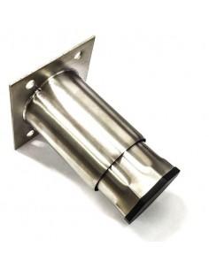 Pie de Peladora Ozti 6260.00002.31 200mm 90x100mm acero inoxidable