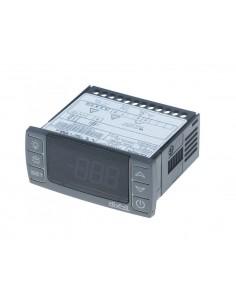 controlador electrónico DIXELL XR20CX-0P1C1 medida de montaje 71x29mm aliment. 12V 379468