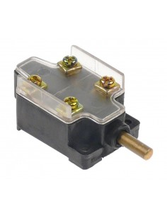 interruptor de posición 1NO/1NC L 68mm An 30mm H 24mm Ozti 6232.00006.00 347962 EMAS LK11 K13