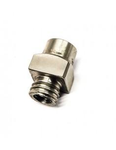 Tornillo Aprieta Cuchilla Cuadrado 15x15mm Alto 25mm HBS-350 Parte número 10