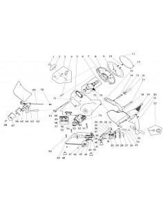 Retén 105-130-12 TC  Retén cortadora HBS-350 Parte 8